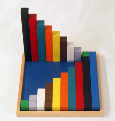 Stern Math: Teaching with the Materials: Developing Early Number ...